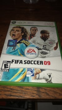 FIFA '09 Xbox 360 Game New York, 10453