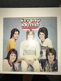 Bay City Rollers poster Barrie, L4N 5G8
