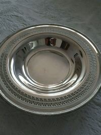 Vintage Silverplated Bowl Montreal, H8N