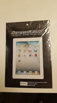 Screen protector for iPad. New