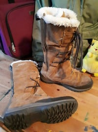 T-max 400 waterproof boots size 8.5