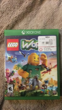 Xbox One Lego Worlds case Rolling Meadows, 60008