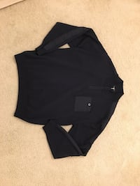 Navy color Man sweater (M size) Fairfax, 22033