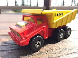 Matchbox Super Kings K-4 Big Tipper