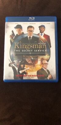 Kingsman - The Secret Service - Blu-ray Toronto, M9P 3L4