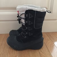 The North Face Waterproof Winter Boots (Youth 1US/32EU) Oakville