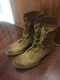 Women's timberlands size 7  used once   Mississauga, L5B 1P2