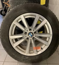 X5 Winter Rims and Tires Toronto, M2J