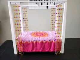 Canopy Bed for Pet/Doll
