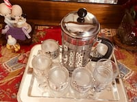 Vintage Pyrex  Coffee press Rancho Cucamonga, 91730