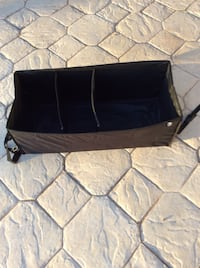 Black canvas cargo storage for your vehicle Fort Myers, 33912