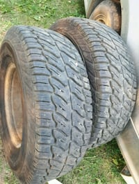 15in tires 31/10.5/R15 Edmonton