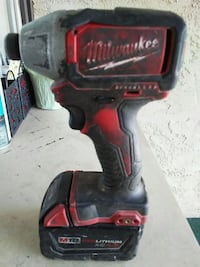 Milwaukee 18 volt brushless impact driver Las Vegas, 89115
