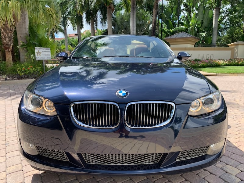 2008 BMW 335i convertible only 62,000 miles + WARRANTY a3193551-9279-416f-bc6f-948898c7ee06