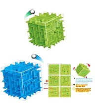 Maze Cube Puzzles 6 stages नई दिल्ली, 110063