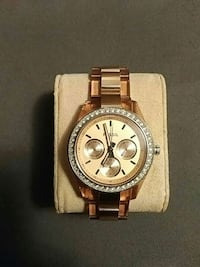 Women's Fossil Rose Gold Colour Watch. Ontario, L6A 4A5