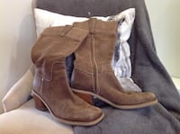 Bottes Cuir | Nine West Weller | Leather Boots