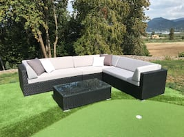 4 PC GIANT L SECTIONAL