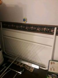 Ikea Nettsun headboard and footboard. full/double  Toronto, M3K 2A9