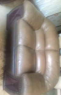 It's a leather sofa contact me for more offers  [TL_HIDDEN]  New Delhi, 110024