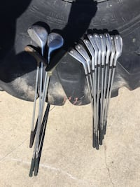 Nicklaus iron set n1pro left hand Negotiable