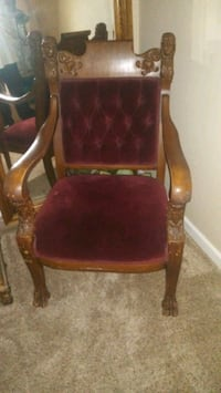 1800's couch and chair Spokane