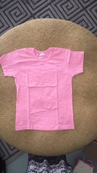 Free with a purchase! Pink crew neck t-shirt Palm Springs, 92264