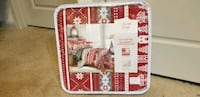 Reversible Quilt Set 2 Piece Set BRAND NEW Woodbridge, 22192