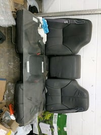 94-01 Dodge Ram Front Leather Seat