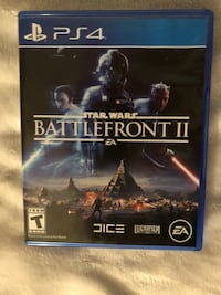 Star Wars Battlefront PS4 game case Springfield, 22150