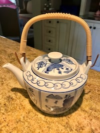 NEW Chinese Teapot San Clemente, 92673