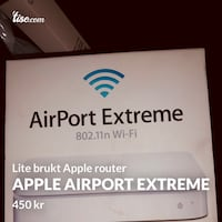 Apple AirPort Extreme Oslo, 0355
