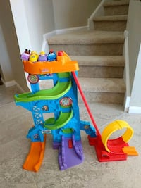 Fisher Price Little people racetrack! Egg Harbor Township, 08234