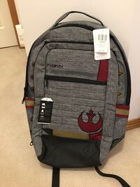 NEW with tags Star Wars Rebel backpack Calgary, T2Y 3S3