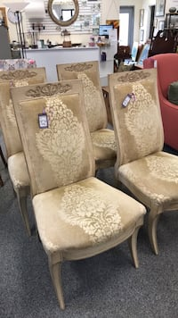 Century Furniture Upholstered Side Chairs - $192 Each Hampton, 03842