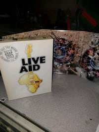 Live Aid DVD box set
