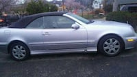 Mercedes - CLK - 2002 East Riverdale, 20737