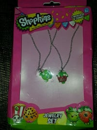 Shopkins Necklace Set Regina