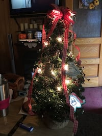 "28"" decorated artificial tree  Baltimore, 21224"