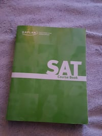 kaplan sat course book Derry, 03038