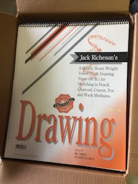 Drawing pads-6 Howell
