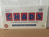 CHADS a challenging game of strategy