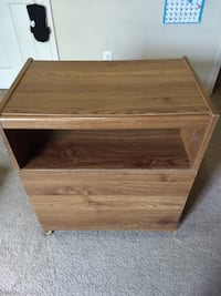 Moving Clothes Storage Table $15 NASHVILLE
