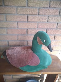 Suede duck pillow  Burlington, L7R 3P8