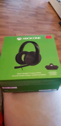 Xbox One Headset Headphones Mississauga, L5A 3T2