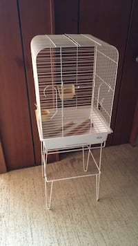 "Bird cage.  45"" tall.  Cockatiel 542 km"
