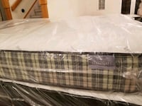 Only $250 New Queen Mattress + free box spring    Surrey, V4N 2J5