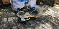 "10"" Sliding Mitre Saw by Mastercraft Toronto, M6B 1C4"