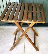 Wooden patio table Scottsdale, 85254