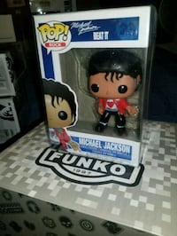 Michael Jackson (Beat it) funko pop (FIRM PRICE) Toronto, M1L 2T3